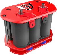 Savior Products - Savior Pro Case - Optima Group 34 Battery - Red - Image 2