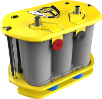 Savior Products - Savior Pro Case - Optima Group 34 Battery - Yellow - Image 2