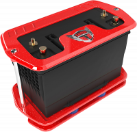 Savior Products - Savior Show Case - Group 27 Battery - Red - Image 2