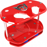 Savior Products - Savior Show Case - Optima Group 34 Battery - Red