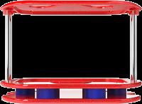 Savior Products - Savior Show Case - Optima Group 34 Battery - Red - Image 3