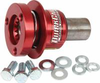 Steering Wheels - Steering Wheel Disconnects - QuickCar Racing Products - QuickCar Fine Splined Hub - 360 Disconnect Aluminum