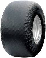 Tire Accessories - Tire Covers - Allstar Performance - Allstar Performance Easy Wrap Tire Covers 1- Pack of 2 LM92