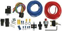 Nitrous Oxide System Components - Nitrous Oxide Bottle Heaters - Allstar Performance - Allstar Performance Nitrous Pressure Control Kit #4 Adjustable
