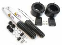 "Suspension Components - Daystar - Daystar 14- Dodge Ram 2500 4WD 2"" Front Leveling Kit"