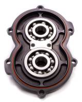 Recently Added Products - DMI - DMI Billet Alum Rear Cover w/Bearings Black