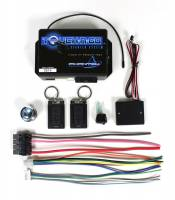 Mobile Electronics - Keyless Ignition Systems - ididit - ididit Touch-N-Go Start System w/22 mm Button