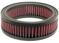 """Recently Added Products - K&N Filters - K&N Filters 6-3/8""""OD X 5""""ID X 2- 1/16"""" High Filter"""