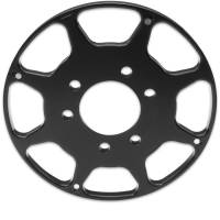"""Recently Added Products - Mallory Ignition - Mallory Ignition BBC 8"""" Crank Trigger Wheel Black"""