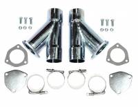 "Recently Added Products - Patriot Exhaust - Patriot Exhaust Exhaust Cut-Out Hook-Up 2.5"" Kit"