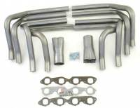"Weld-Up Header Kits - Big Block Chevrolet Weld-Up Header Kits - Patriot Exhaust - Patriot Exhaust BBC Weld Up Header Kit Sprint Style 2"" Dia"