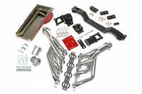 Exhaust System - Exhaust - NEW - Hamburger's Performance Products - Hamburger's Performance Products Swap In A Box Kit-LS Engine Into 70-74 F-Body