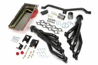 Exhaust System - Exhaust - NEW - Hamburger's Performance Products - Hamburger's Performance Products Swap In A Box Kit-LS Engine Into 67-72 GM Trk