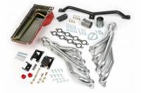 Exhaust System - Engine Swap Kits - Trans-Dapt Performance - Trans-Dapt Swap-In-A-Box Kit - LS Engine Into 67 - 72 GM Trk