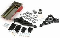 Exhaust System - Exhaust - NEW - Hamburger's Performance Products - Hamburger's Performance Products Swap In A Box Kit-LS Engine Into 64-67 A-Body