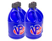 Tools & Pit Equipment - VP Racing Fuels - VP Racing Fuels 5 Gallon Motorsports Utility Jug - Round - Blue (Case of 4)