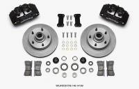 Recently Added Products - Wilwood Engineering - Wilwood Engineering Brake Kit Front Ford 48- 56 F100