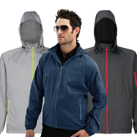 Crew Apparel - Crew Jackets - Tri-Mountain Racewear - TMR CF-1 Jacket