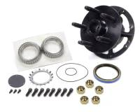 """Wheel Hubs, Bearings and Components - 5 x 5"""" Hubs - PEM - Performance Engineering & Mfg Hub GN 5x5 Steel w/ Course Studs"""