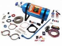 HOLIDAY SAVINGS DEALS! - Nitrous Oxide Systems (NOS) - Nitrous Oxide Systems (NOS) 105MM LS NOS Plate Kit w/Drive By Wire T-Body