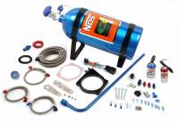 NOS - Nitrous Oxide Systems - Nitrous Oxide Systems (NOS) 105MM LS NOS Plate Kit For Cable Throttle Body