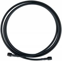 "Brake System - Allstar Performance - Allstar Performance #3 Coated Braided Line -4 AN Straight Ends - 48"" Long"