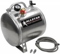 Oil Accumulators and Components - Oil Accumulators - Allstar Performance - Allstar Performance Oil Pressure Primer Tank