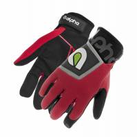 Crew Apparel - Alpha Gloves - Alpha Gloves The Standard - Red - Medium