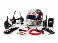 Radios, Transponders & Scanners - Radio Communication Systems - Racing Electronics - Racing Electronics Basic Motorola Race Communications System
