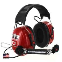 Radio System Parts & Accessories - Radio Headsets - Racing Electronics - Racing Electronics Platinum Headset