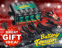 Battery Chargers - Great Gift!