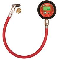 HOLIDAY SAVINGS DEALS! - Longacre Racing Products - Longacre Semi-Pro Digital Tire Gauge 0-60 PSI 2.5""