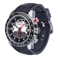 Crew Apparel - Watches - Alpinestars - Alpinestars Tech Watch Chrono Steel - Black/Steel