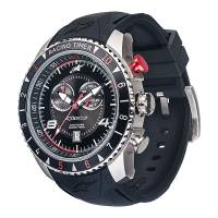 Crew Apparel - Watches - Alpinestars - Alpinestars Tech Watch Racing Timer - Black/Steel