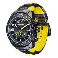 Crew Apparel - Watches - Alpinestars - Alpinestars Tech Chrono - Yellow - Black/Yellow