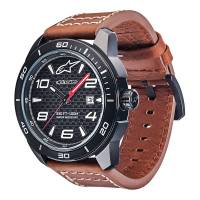 Crew Apparel - Watches - Alpinestars - Alpinestars Tech Watch 3H Black - Black/Black Special Set