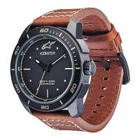 Crew Apparel - Watches - Alpinestars - Alpinestars Tech Watch 3H Matte Black - Black/Matte Black