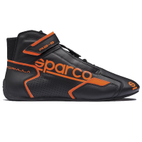 HOLIDAY SAVINGS DEALS! - Sparco - Sparco Formula RB-8.1 Racing Shoe - Black / Orange