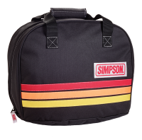 Safety Equipment - Gear & Helmet Bags - Simpson Race Products - Simpson 2018 Plush Helmet Bag