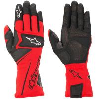 Crew Apparel - Alpinestars - Alpinestars Tech-M Glove - Red / Black