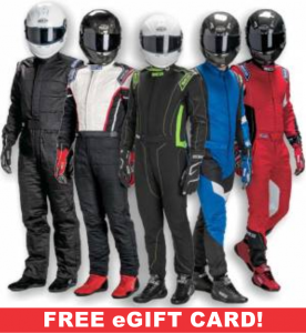 Safety Equipment - Racing Suits - Sparco Racing Suits