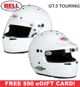 Bell GT.5 Touring Helmets - SALE $594.95 - SAVE $105
