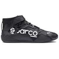 Safety Equipment - Sparco - Sparco Apex RB-7 Shoe - Black / White