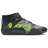 Safety Equipment - Sparco - Sparco Apex RB-7 Shoe - Black / Green
