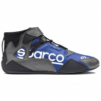 Safety Equipment - Sparco - Sparco Apex RB-7 Shoe - Blue / Grey
