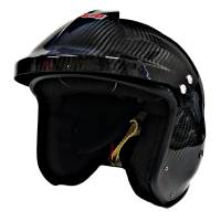 Pyrotect - Pyrotect Pro Airflow Carbon Open Face Helmet