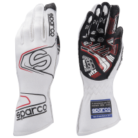 Safety Equipment - Sparco - Sparco Arrow RG-7 EVO Glove - White
