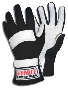 Racing Gloves - G-Force Gloves - G-Force G1 Racing Gloves - CLEARANCE $29.88