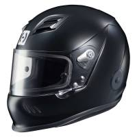 Safety Equipment - HJC Motorsports - HJC AR-10 III Helmet -Flat Black - Large