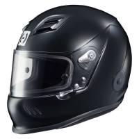 HJC Motorsports - HJC AR-10 III Helmet -Flat Black - Large